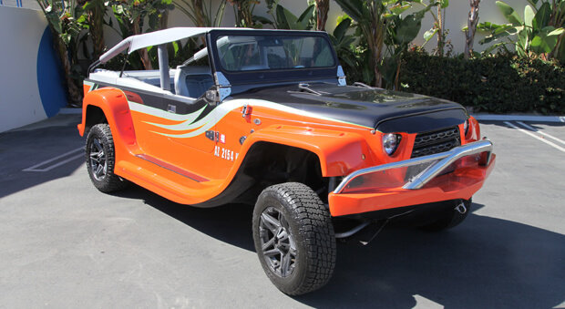 WaterCar-Panther-FiberglassBody-CA
